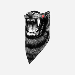 Airhole Airhole Facemask Standard 2 Layer (20/21) Cubs-Cub *Final Sale*