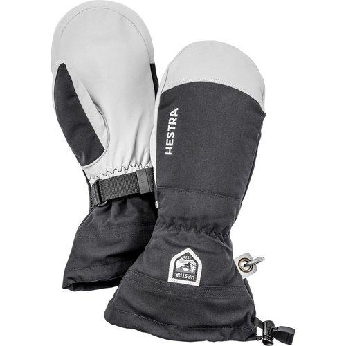 HESTRA Hestra Army Leather Heli Ski - Mitt (20/21) Black-100