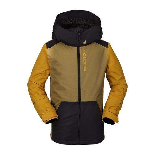 VOLCOM Volcom Vernon Ins Jacket (20/21) Burnt Khaki-Buk