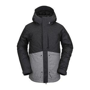 VOLCOM Volcom Scortch Ins Jacket (20/21) Black Static-Bts