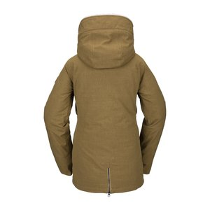 VOLCOM Volcom Shrine Ins Jacket (20/21) Burnt Khaki-Buk