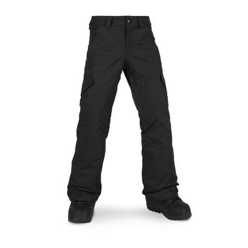 VOLCOM VOLCOM SILVER PINE INS PANT (19/20) BLACK-BLK *Final Sale*