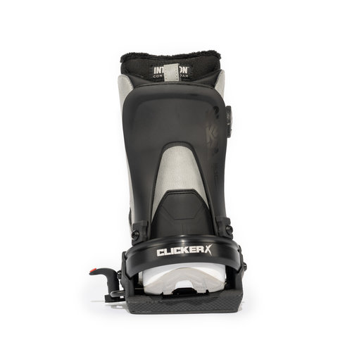 K2 K2 Clicker X HB Package (20/21) - Kinsley Clicker Grey + Clicker X Hb - Womens Black