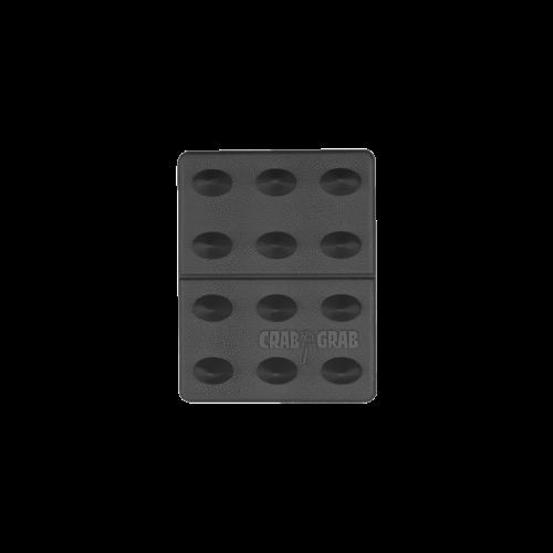 CRAB GRAB Crab Grab Mini Shark Teeth (20/21) Black-Blk OS