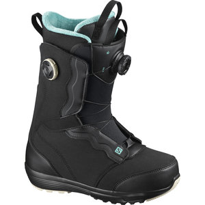 SALOMON Salomon Ivy Boa Sj Boa Black Bk/B (20/21) *Final Sale*