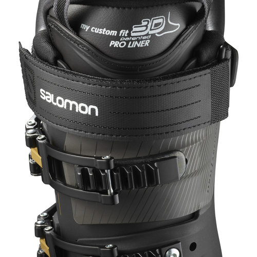 Salomon Salomon S/Max 110 W Black/Gold Glow/B (20/21) *Final Sale*