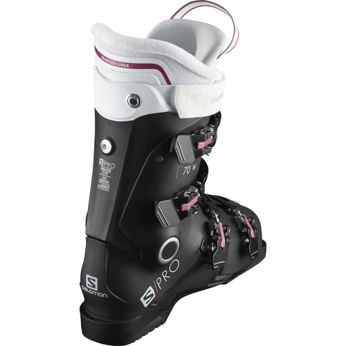 SALOMON Salomon S/Pro 70 W Black/Pink/Wh (20/21) *Final Sale*