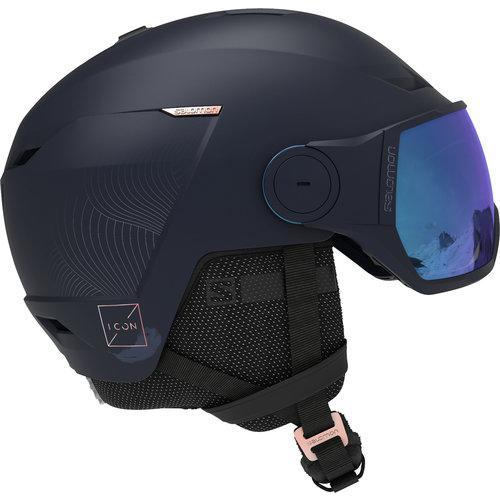 SALOMON Salomon Helmet Icon Lt Visor Wisteria/Univ. (20/21)