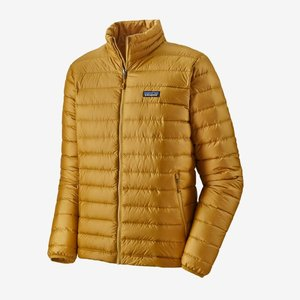 PATAGONIA Patagonia M'S Down Sweater (20/21) Buckwheat Gold-Bkwg