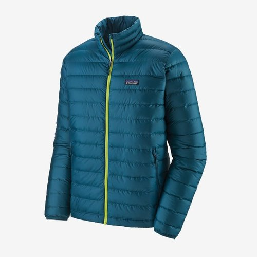 PATAGONIA Patagonia M'S Down Sweater (20/21) Crater Blue-Ctrb