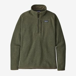 PATAGONIA Patagonia M'S Better Sweater 1/4 Zip (20/21) Industrial Green-Indg