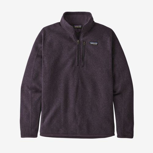 PATAGONIA Patagonia M'S Better Sweater 1/4 Zip (20/21) Piton Purple-Ptpl