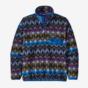 PATAGONIA Patagonia M'S Lw Synch Snap-T P/O (20/21) Companions Big: New Navy-Cbny