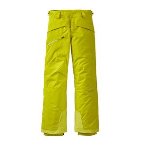 Patagonia Patagonia Boys' Snowshot Pants (20/21) Chartreuse-Chrt *Final Sale*