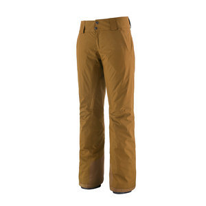 PATAGONIA Patagonia W'S Insulated Snowbelle Pants - Reg (20/21) Mulch Brown-Mulb