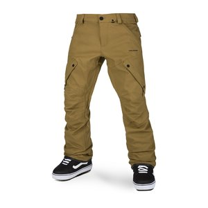 VOLCOM Volcom Articulated Pant (20/21) Burnt Khaki-Buk