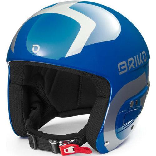 Briko Briko Vulcano Fis 6.8 (20/21) Shiny Blue - Silver-A0O *Final Sale*