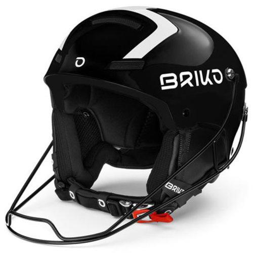 Briko Briko Slalom (20/21) Shiny Black White-910 *Final Sale*