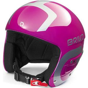 Briko Briko Vulcano Fis 6.8 Junior (20/21) Shiny Violet - Silver-A0P *Final Sale*