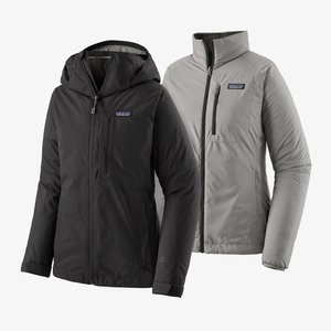 Patagonia Patagonia W'S 3-In-1 Snowbelle Jkt (20/21) Black-Blk *Final Sale*