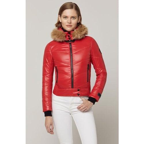 ALP-N-ROCK Alp-N-Rock Valbella Jacket (20/21) Red-Red *Final Sale*