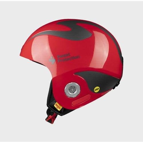 Sweet Protection Sweet Volata Mips Helmet (20/21) Gloss Fiery Red *Final Sale*