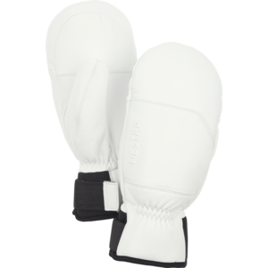 Hestra Hestra Omni - Mitt (20/21) White-000 *Final Sale*