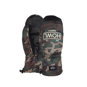 HOWL Howl Team Mitt (20/21) Camo *Final Sale*