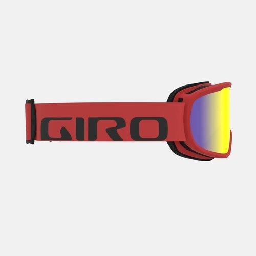 Giro Giro Cruz (20/21) Red Wordmark *Final Sale*