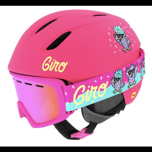 GIRO Giro Launch Cp (20/21) Matte Bright Pink/Disco Birds