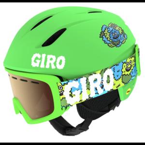 GIRO Giro Launch Cp (20/21) Matte Bright Green/Lilnugs