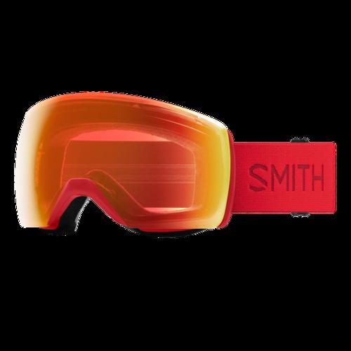 SMITH Smith Skyline Xl Lava (20/21) Chromapop Everyday Red Mirror