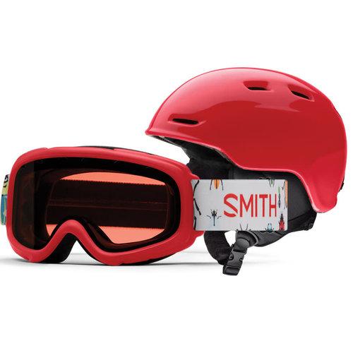 SMITH Smith Zoom Jr. / Rascal Combo (20/21) Lava