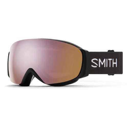 SMITH Smith I/O Mag S Black (20/21) Chromapop Everyday Rose Gold Mirror +Chromapop Storm Rose Flash