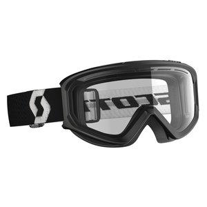 SCOTT Scott Goggle Fact Black Clear (20/21) *Final Sale*