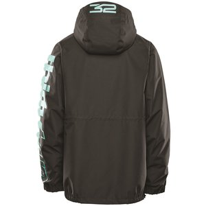32 32 Light Anorak (20/21) - Black