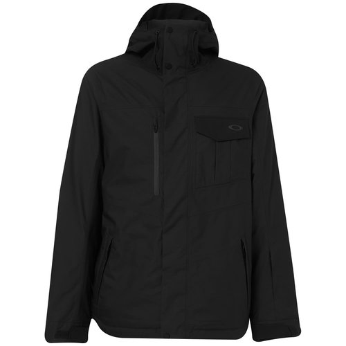 OAKLEY Oakley Division 3.0 Jacket (20/21) Blackout 02E