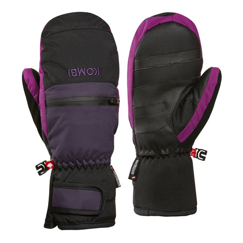 Kombi Kombi The Fastrider Women Mitt (20/21) 4453 Eggplant *Final Sale*