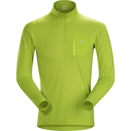 ARCTERYX ARCTERYX RHO LT ZIP NECK MEN'S (19/20) UTOPIA-27776 *Final Sale*