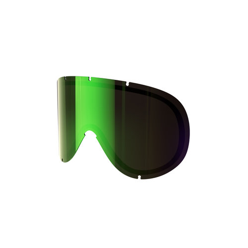 POC Poc Retina Spare Lens - persimmon/green mirror *Final Sale*