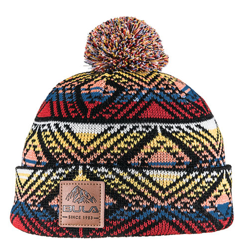 Bula Bula Native Beanie (19/20) Black OS *Final Sale*