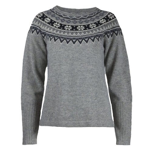 SKHOOP SKHOOP SCANDINAVIAN SWEATER GREY (19/20) *Final Sale*