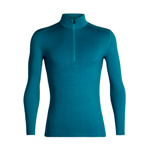 Icebreaker ICEBREAKER MENS 260 TECH LS HALF ZIP ALPINE-403 *Final Sale*