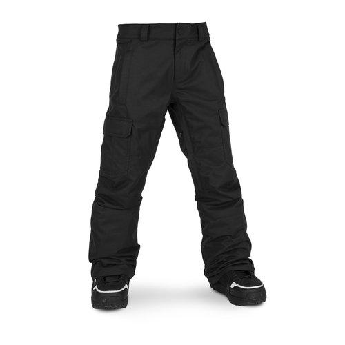 Volcom VOLCOM CARGO INS PANT (19/20) BLACK-BLK *Final Sale*