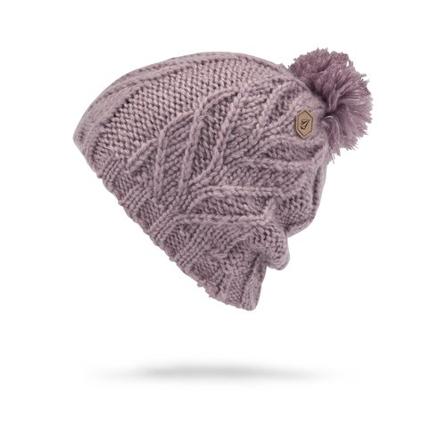Volcom VOLCOM LEAF BEANIE (19/20) PURPLE HAZE-PUH   O/S *Final Sale*