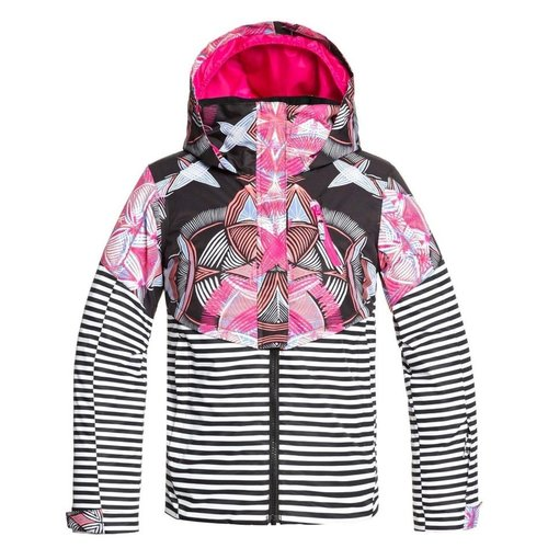 ROXY ROXY FROZEN FUN GIRL JKT (19/20) ACTIVE BASE-KVJ4