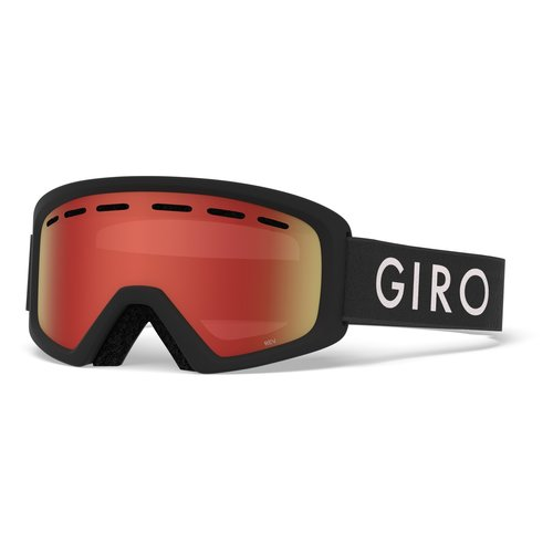 GIRO GIRO REV BLACK ZOOM-AMBR SCLT (19/20) *Final Sale*