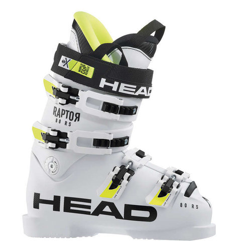 Head Head Jr Raptor 80 Ski Boot White - (17/18) *Final Sale*