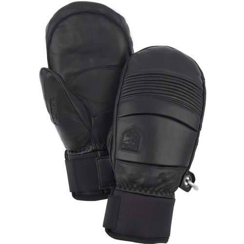 HESTRA Hestra Leather Fall Line - Mitt (20/21) Black-100 *Final Sale*