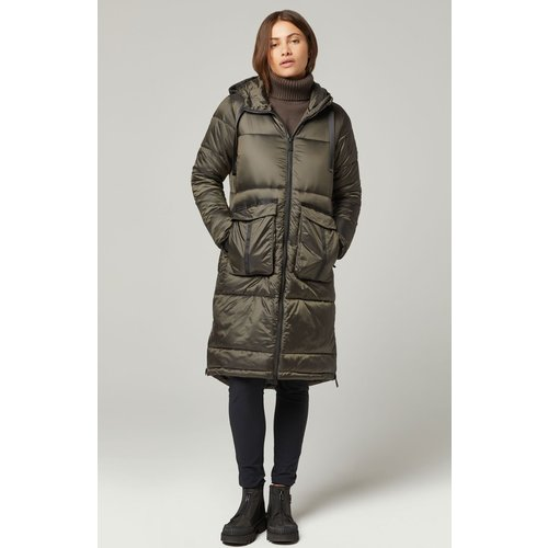 Alp-N-Rock Alp-N-Rock Selene Long Coat (20/21) Bark-Bar *Final Sale*